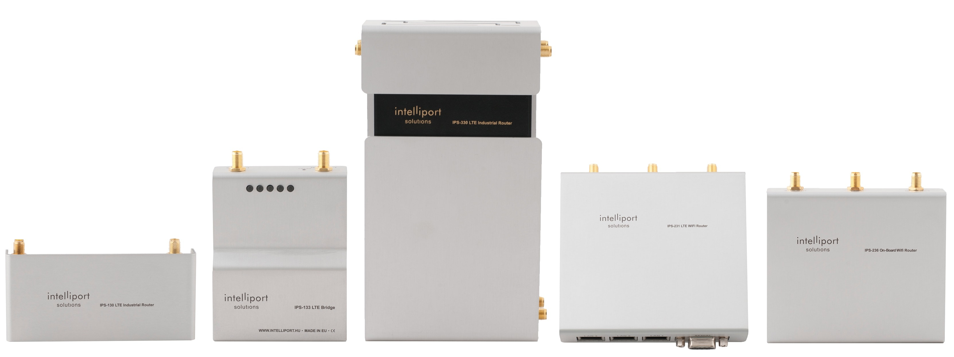 4G/LTE Devices - Intelliport