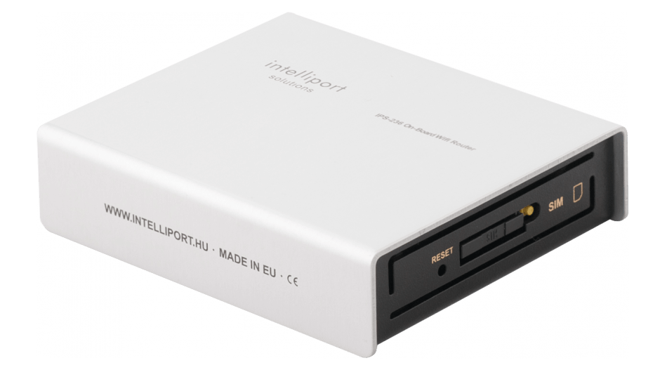 Intelliport IPS-236 1 Industrial LTE Router